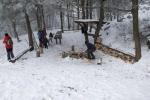 2017_01_29 Vršatské Podhradie - Pruské 063