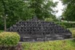 Chrám Borobudur, Magelang