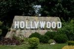 Hollywoodské písmo, Los Angeles