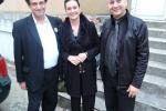 Jana Apolenová a Peter Paulík - členovia HS Black Band